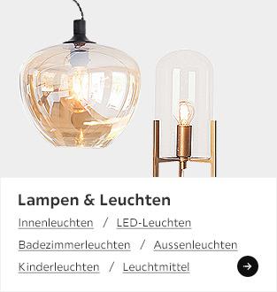Entdecken Sie Unsere Lampen & Leuchten
