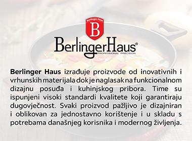 Vrhunski dizajn i visoki standardi kvalitete posuđa Berlinger House