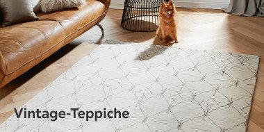 Vintage-Teppiche