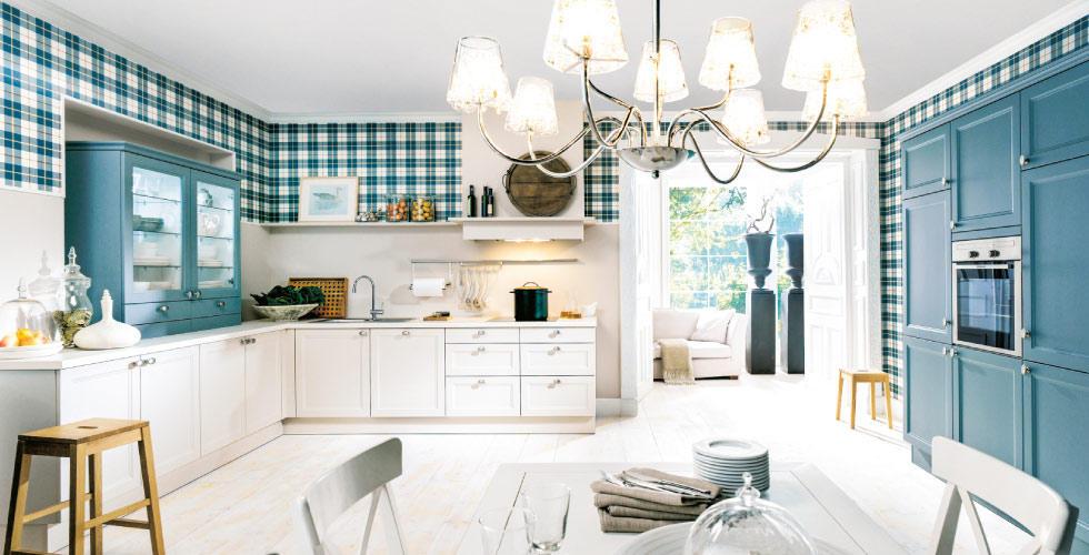 CP0001_980x500px Landhausstil_Neu. Küche Im Landhausstil Und Erdton