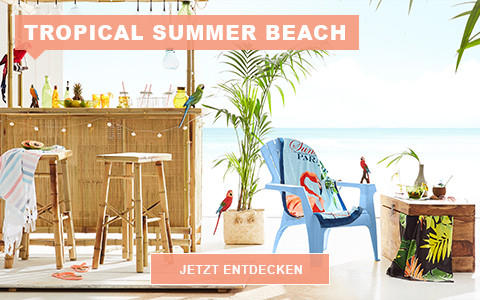 Shop the Look - Tropical Summer Beach