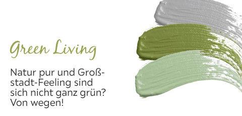 Green Living Natur pur und Großstadt-Feeling