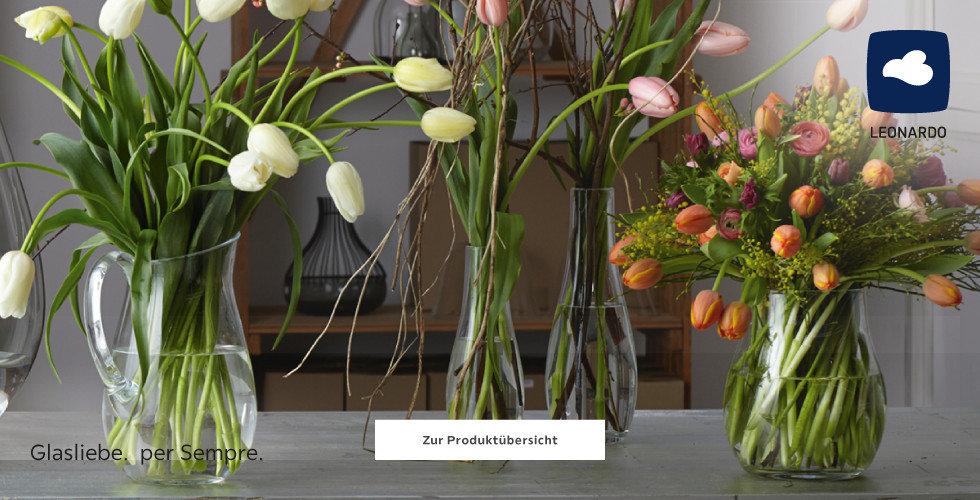 Leonardo Markenseite Blumen