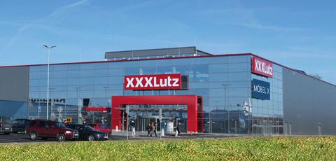 Obchod XXXLutz