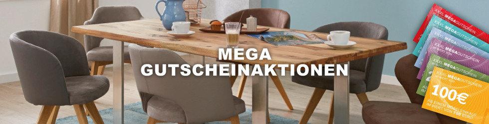 MEGA Gutscheinaktion