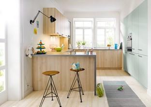Küchen U Form Mit Kochinsel welche küchenform passt am besten? xxxlutz