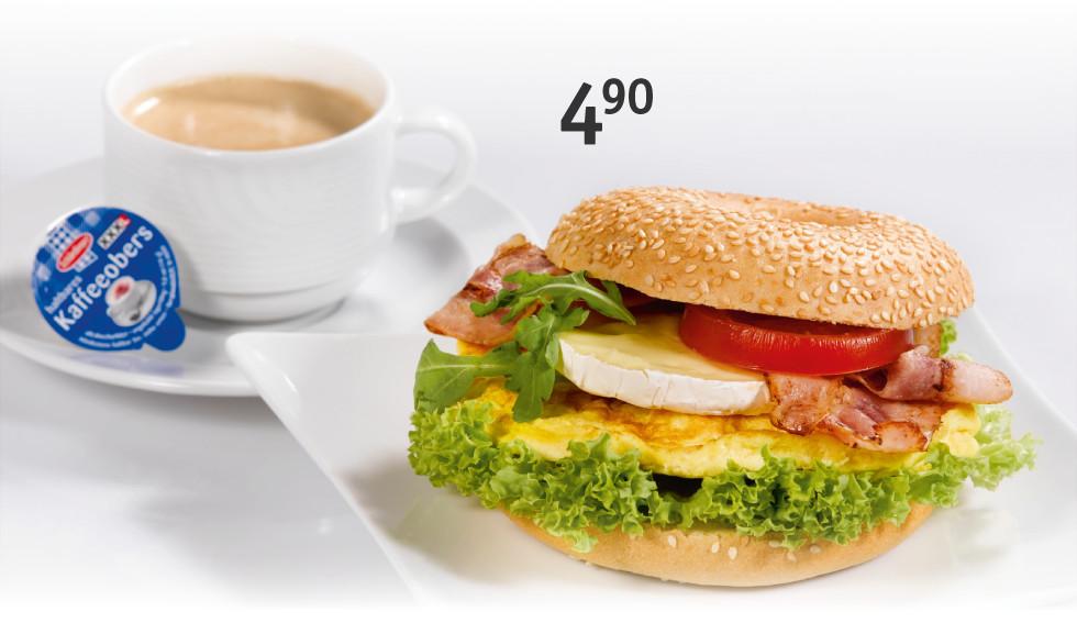 Fruehstuecksburger
