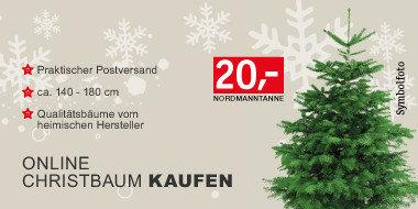 Online Christbaum kaufen