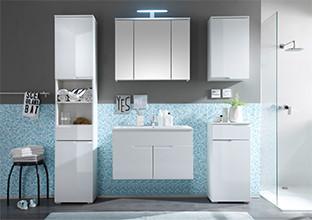 Namještaj za kupaonice svih veličina i stilova