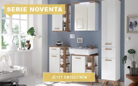 Bad Noventa weiß eichefarben