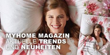 MyHome Magazin Aktuelle Trends und Neuheiten