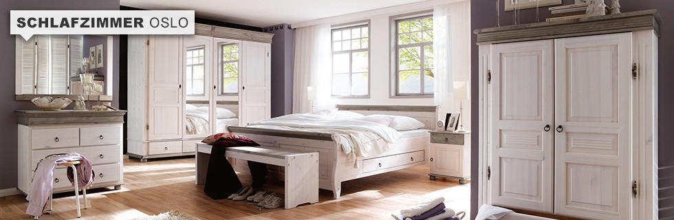 Schlafzimmer Oslo Hauptteaser