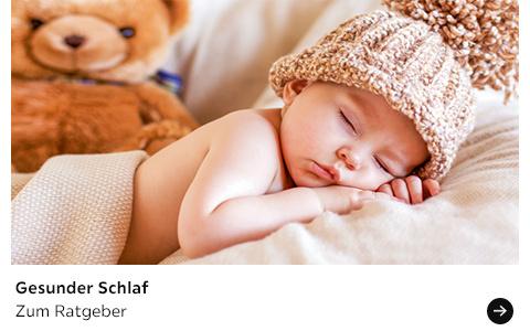 Babyratgeber Gesunder Schlaf