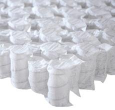 Postele boxspring s různými matracemi, jako taštičkovou pružinovou matrací v XXXLutz.