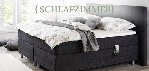 Esposa Schlafzimmer Boxspringbett Grün Weiß Schwarz