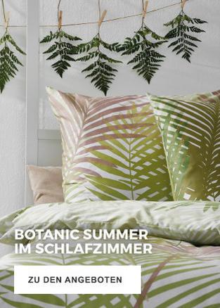 Schlafzimmer im Botanic Summer Stil
