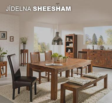 Jídelna Sheesham