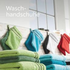Waschhandschuhe - entdecken