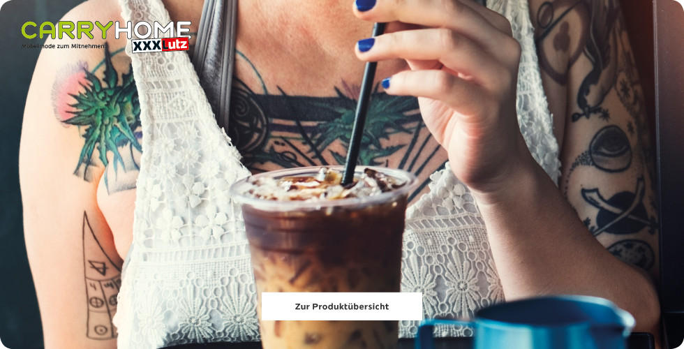 Carryhome Möbel entdecken Kaffee