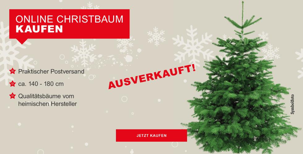 Christbaum Kaufen