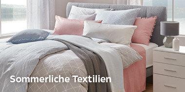 Sommerliche Textilien