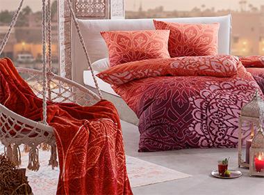 Elegantna posteljina Lesnina XXXL