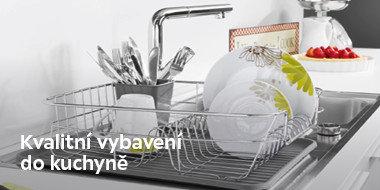 Kvalitní vybavení do kuchyně