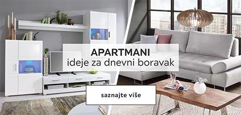 dnevni boravak u apartmanu