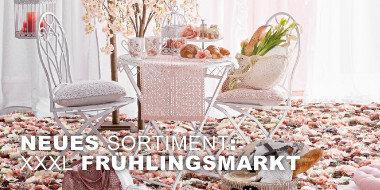 XXXL Frühlingsmarkt