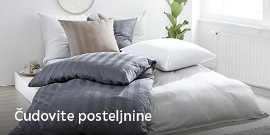 4A-posteljnine