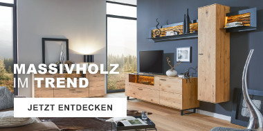 Massiv-Holz Im Trend