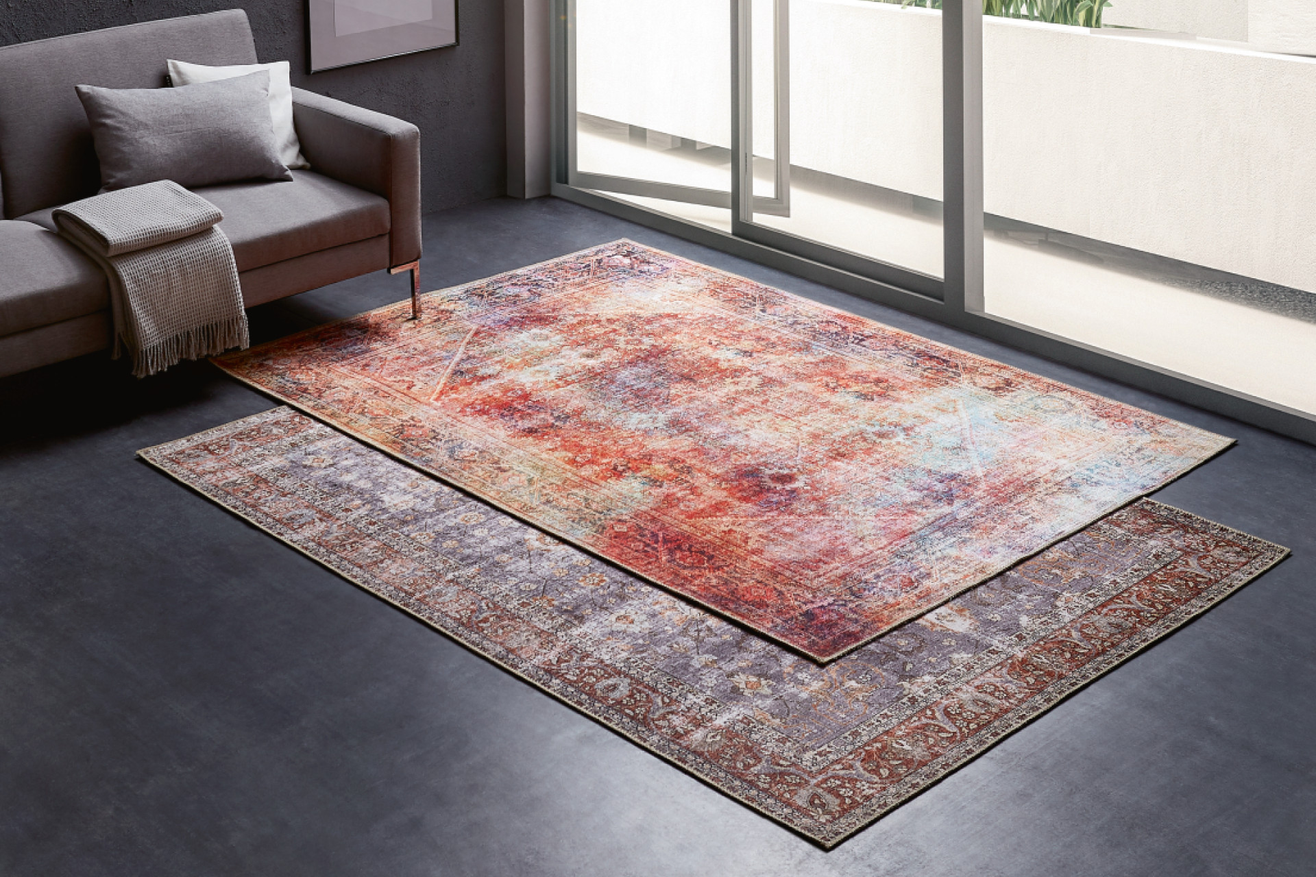 30% auf viele Teppiche