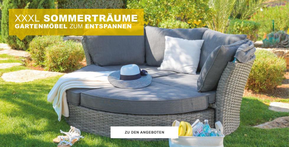 XXXL Sommertraeume Gartenmoebel zum Entspannen