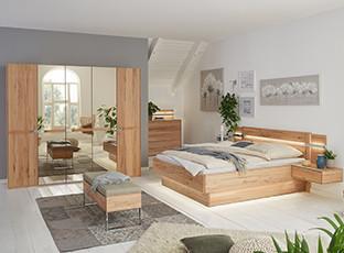 Entdecken Sie bei XXXLutz die schönsten Buchenholzschlafzimmer.