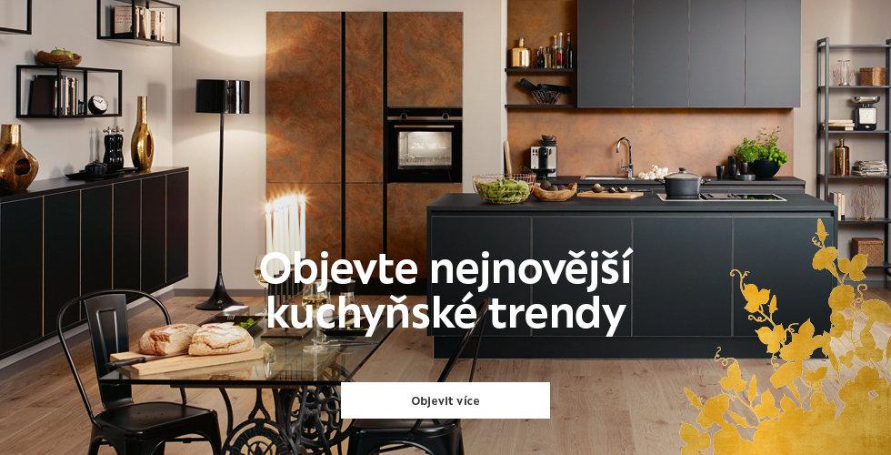 Kuchyňské trendy