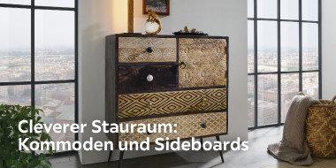 Cleverer Stauraum