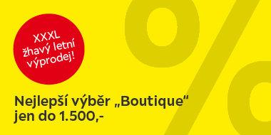 Nejlepší výběr z Boutique do 1500,-kč!