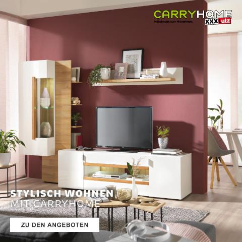 Stylisch Wohnen mit Carryhome