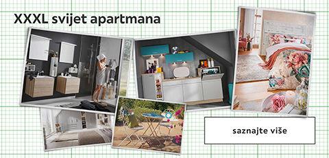 namještaj i oprema za apartmane
