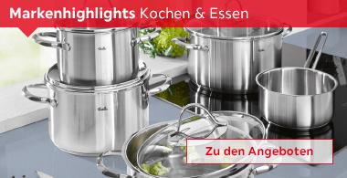 Markenhighlights Kochen & Essen
