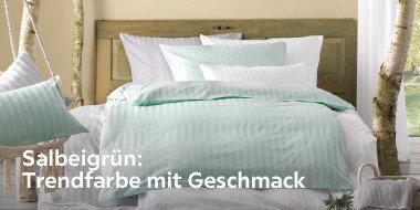 Salbeigrün: Trendfarbe mit Geschmack