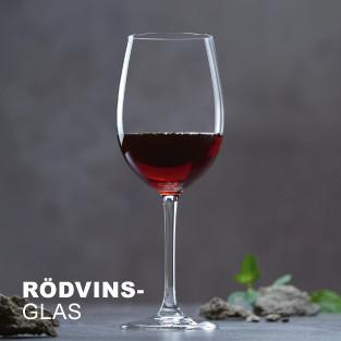 Roedvinsglas
