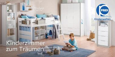 Kinderzimmer zum Träumen von Paidi