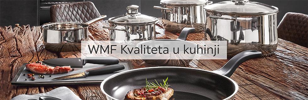 Kvaliteta u kuhinji WMF set lonaca za kuhanje Lesnina XXXL