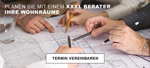 XXXL Berater Wohnraum Planer Termin vereinbaren