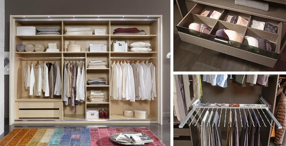 Individuální plánování šatní skříně v XXXLutz. Šatní skříně všech barev a tvarů.