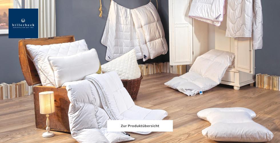 Billerbeck Polster und Decken