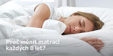 Jak vyměnit matraci
