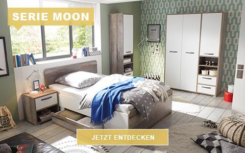 Jugendzimmerserie Moon
