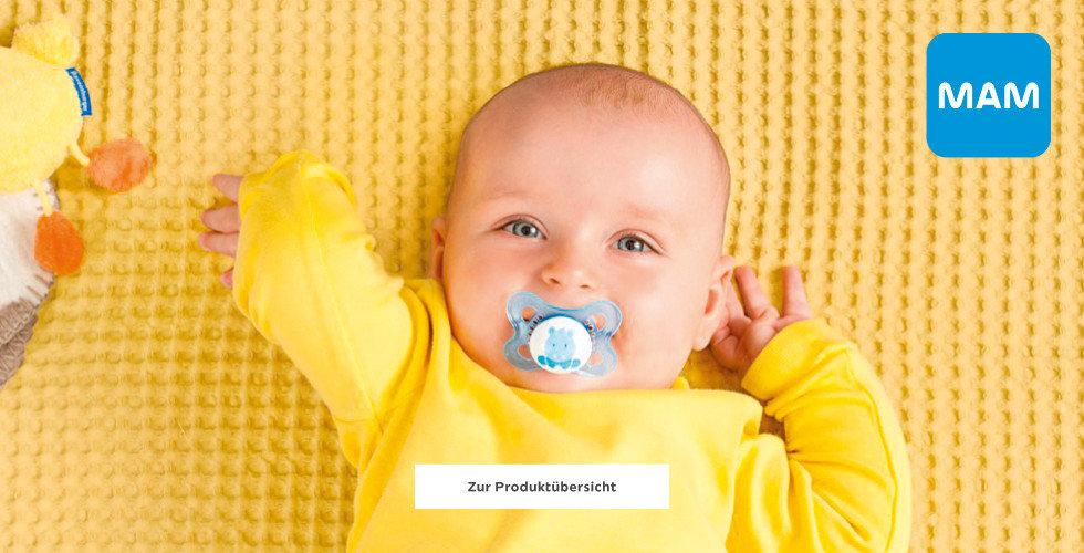 mam Baby Babyartikel Babydecke Gelb